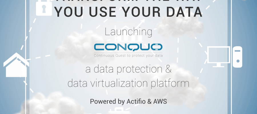 Locuz Enterprise Solutions announced the launch of its newest service offering, 'Conquo' today